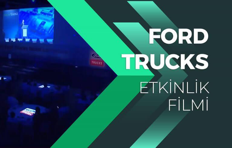 Yeni Ford Trucks Serisi Lansmanı